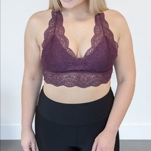 Irresistible Bralette from a clothing line I sell